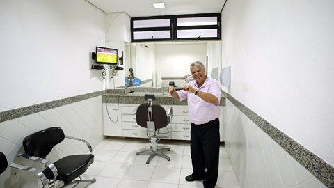 Barbearia do Yacht Clube da Bahia