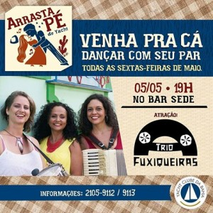 Arrasta-pé do Yacht